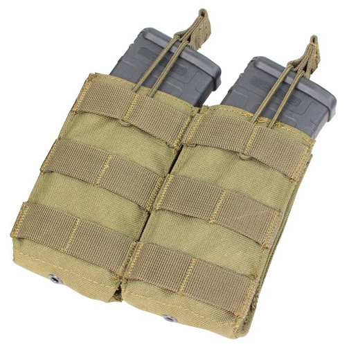 Condor Double Open Top M4/M16 Mag Pouch
