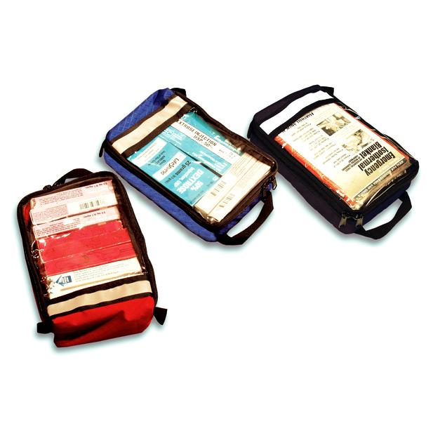 Conterra Zip Organizer Kit