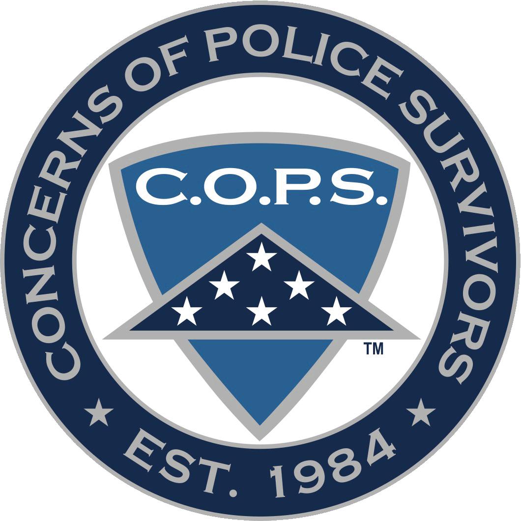 Concerns of Police Survivors (C.O.P.S.) Donation