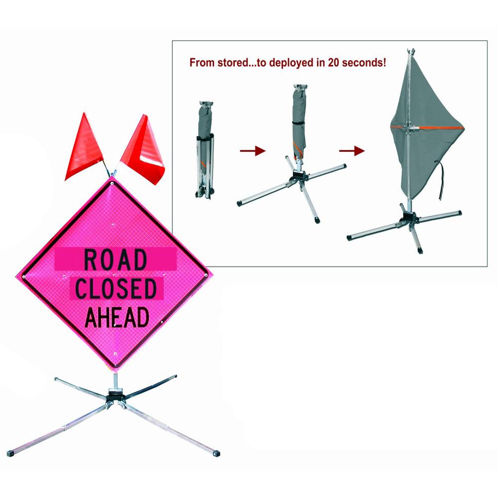 Dicke Fold & Roll, Emergency Traffic System