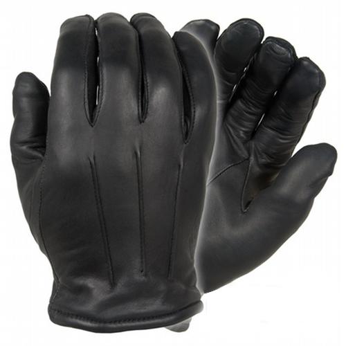Damascus Thinsulate Line Leather Dress Glove, Black
