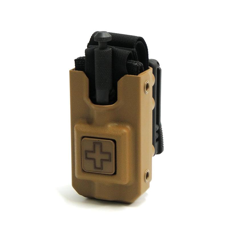 Eleven10 Rigid TQ Case for SOF®TT/SOF®TT-W, w/ MOLLE Malice Clip