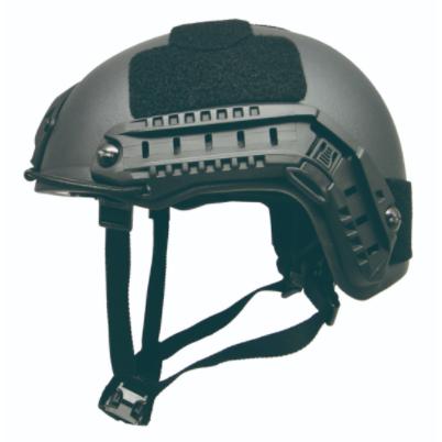 EDI FAST High Cut III-A Ballistic Helmet with Side Rails & NVG Shroud