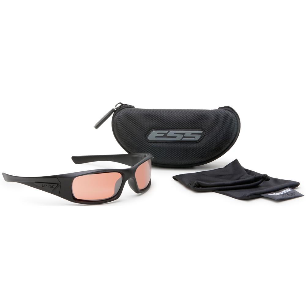 ESS 5B Next Generation Ballistic Sunglass Kit, Universal Fit
