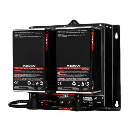 RAMFAN EX50Li External Charging Kit