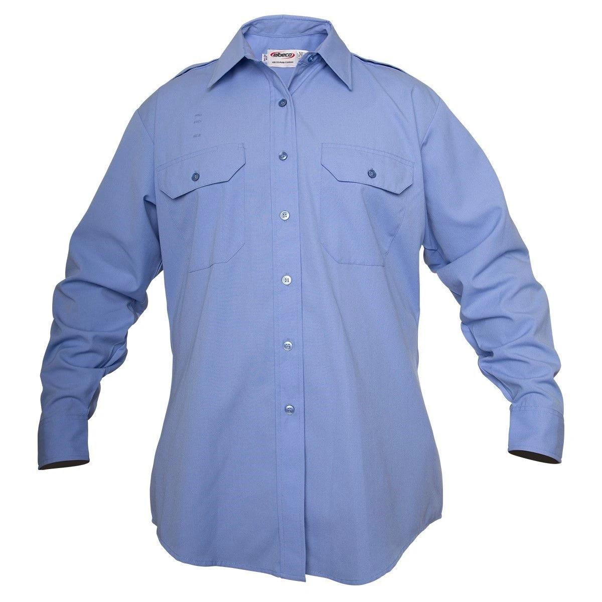Elbeco Womens Long Sleeve First Responder Shirt