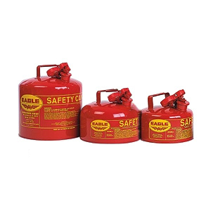 Eagle Manufacturing Round Safety Type I Gas Cans