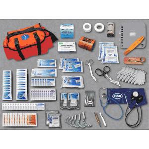 EMI Pro Response Emergency Medical Bag