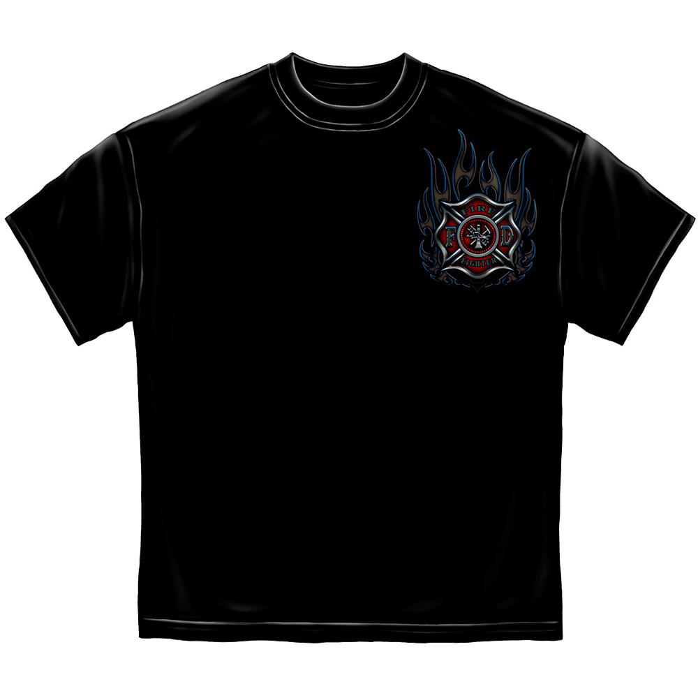 Maltese Cross Eagle Sacrifice Beyond the Call of Duty T-Shirt