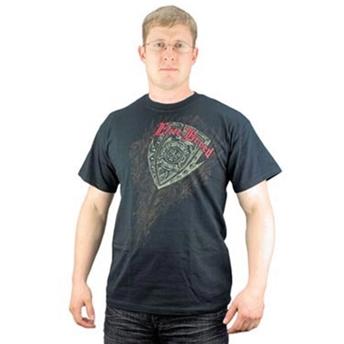 Elite Breed Firefighter Shield T-Shirt
