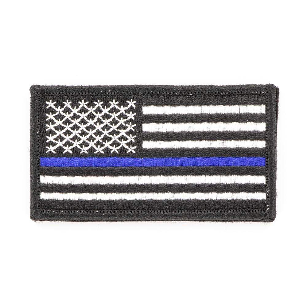 Exclusive USA Flag Patch, Subdued,
