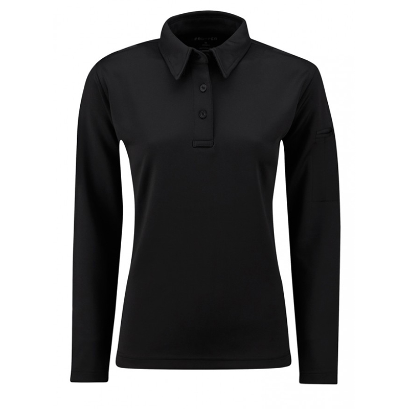 Propper Women's I.C.E. Integrated Cooling Effect L/S Performance Polo