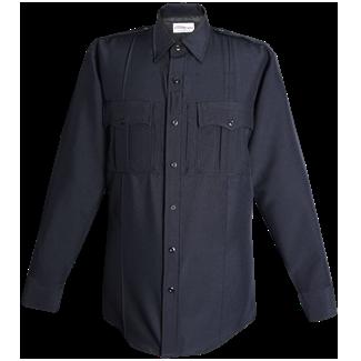Flying Cross Command Men's Long-Sleeve Shirt w/Zipper Front