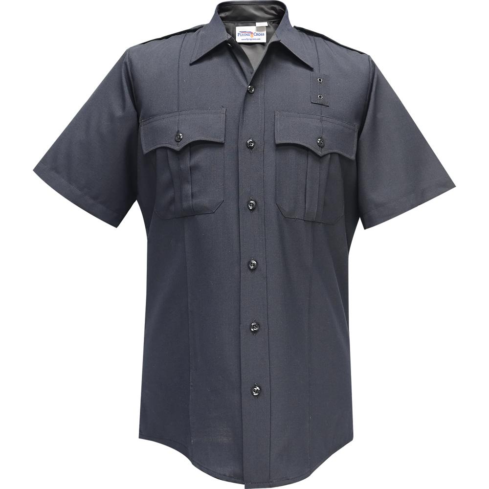 Flying Cross Men's Justice Short Sleeve Shirt