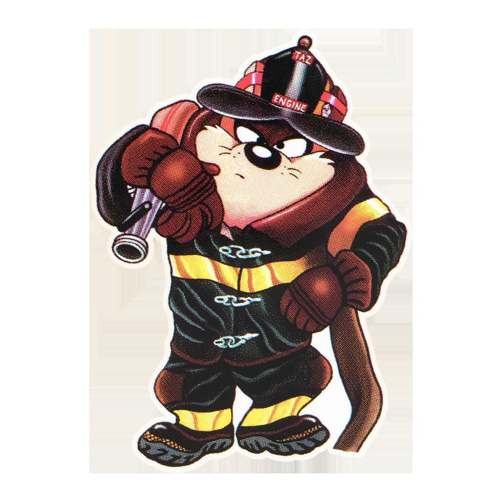 Firehouse Decals Tasmanian Devil Decal