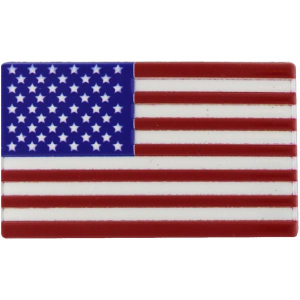 Blackinton 3D American Flex Flag with Hook and Loop