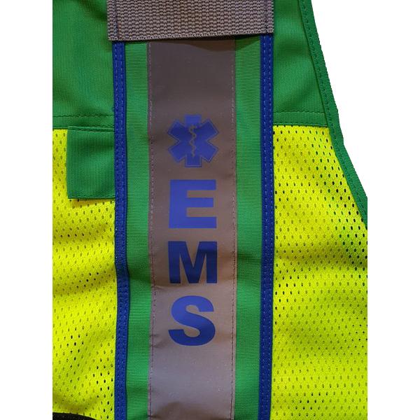 Fire Ninja EMS Safety Vest