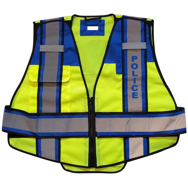 Fire Ninja Police Safety Vest