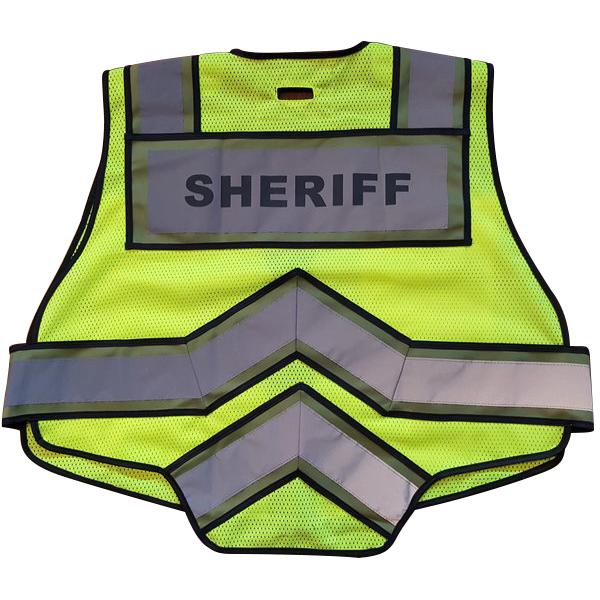 Fire Ninja Sheriff Safety Vest