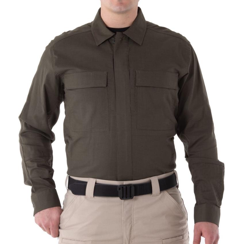 First Tactical V2 BDU Long Sleeve Shirt
