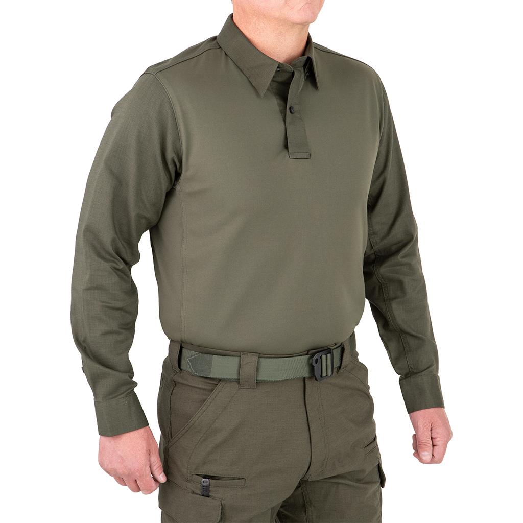 First Tactical Men's Long Sleeve V2 Pro Performance Shirt