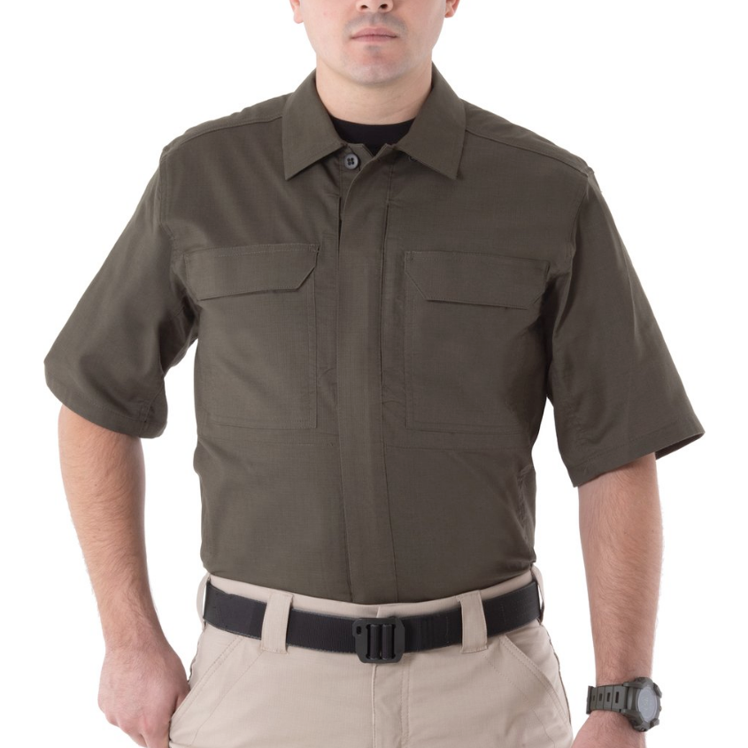 First Tactical V2 Tactical Short Sleeve Shirt