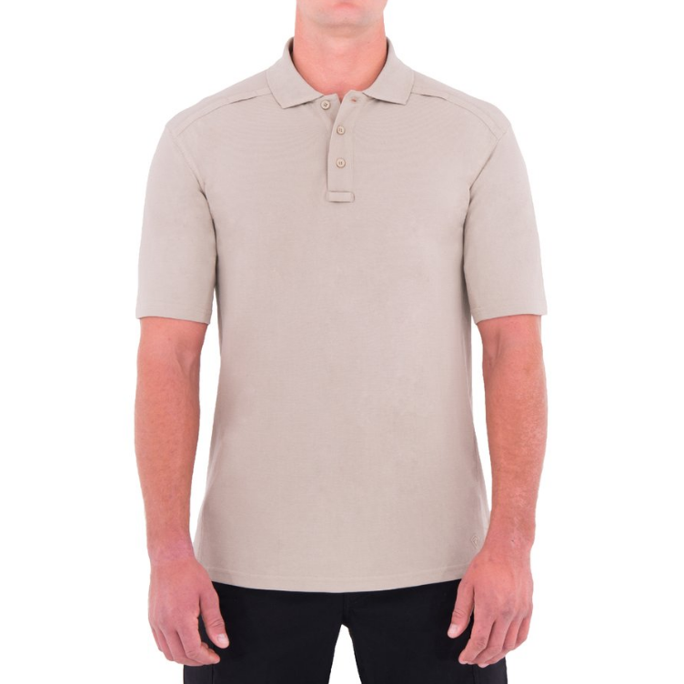 First Tactical Cotton Short Sleeve Polo