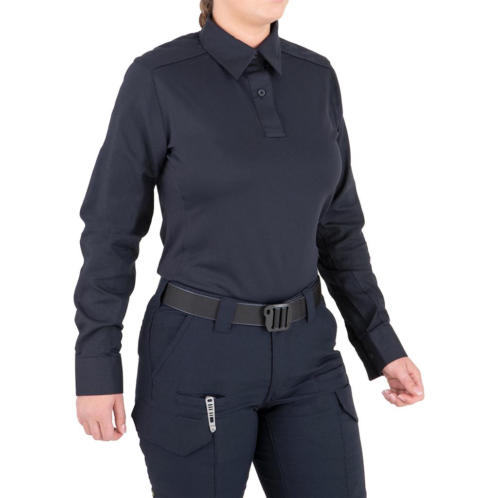 First Tactical Women's Long Sleeve V2 Pro Performance Shirt