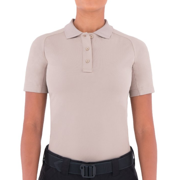 First Tactical Women's Performance Short Sleeve Polo