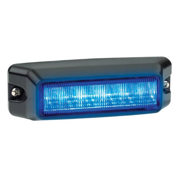 Federal Signal IMPAXX Exterior Mount Single Color 6 LED