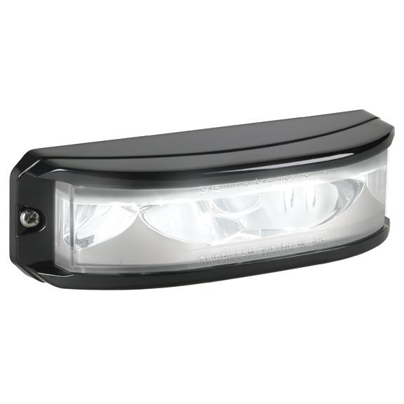 Federal Signal MicroPulse Wide Angle 9 LED Perimeter Lights