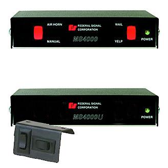 Federal Signal MS4000 100-Watt Mini-Siren