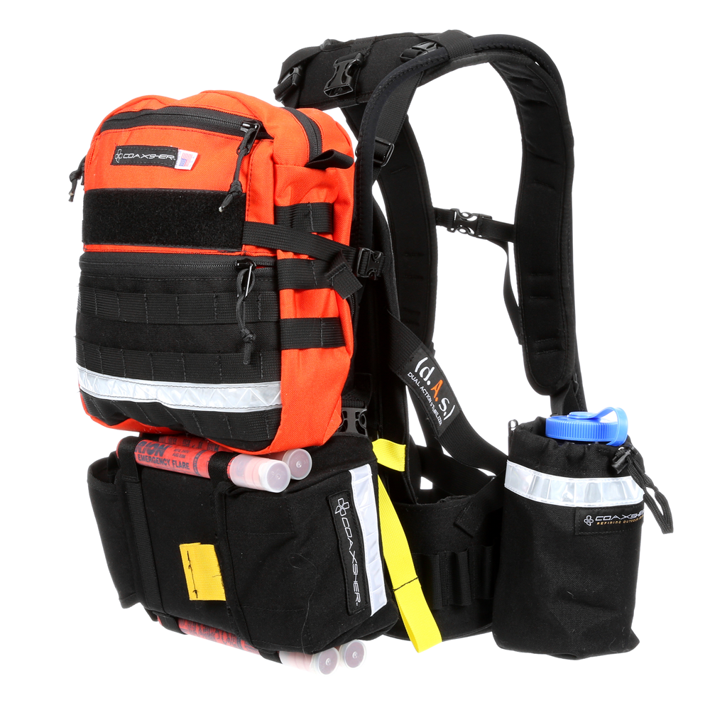 Coaxsher FS-1 Spotter Mid-Weight Wildland Fire Pack