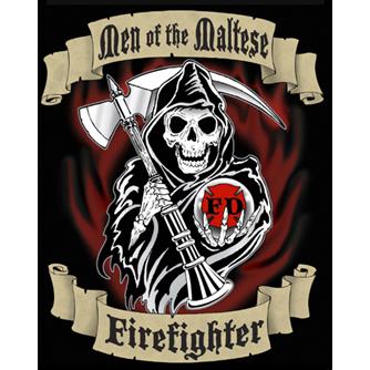 Fisher Sportswear Men Of The Maltese Short-Sleeve T-Shirt