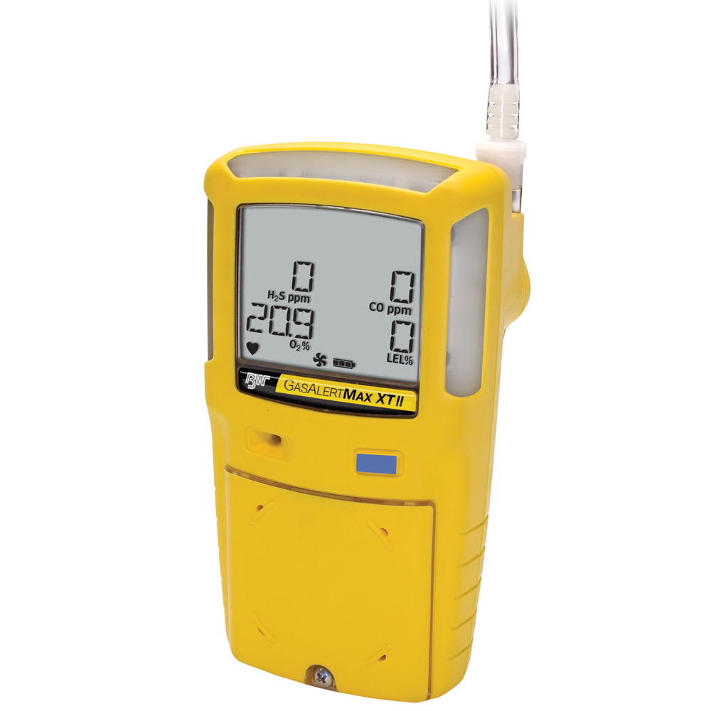 BW Technologies GasAlertMax XT II, Rechargeable