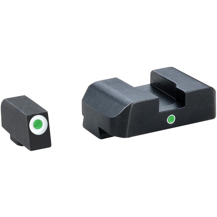 AmeriGlo i-Dot Night Sights for Glock Pistols