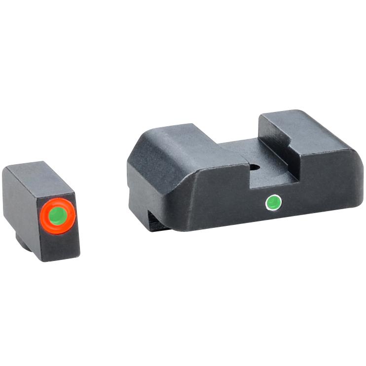 AmeriGlo Pro i-Dot Night Sights for Glock Pistols