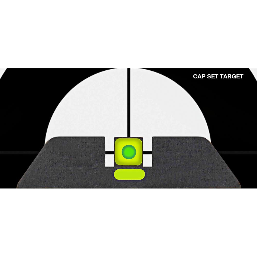 AmeriGlo Combative Application Pistol (CAP) Sights for Glock Pistols