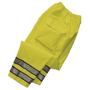 Gerber Outerwear Viz Tech Safety Rain Pant