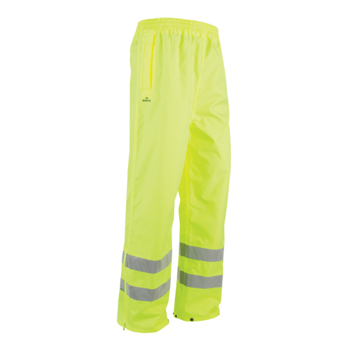 Game Workwear Rain Pant Neon Lime