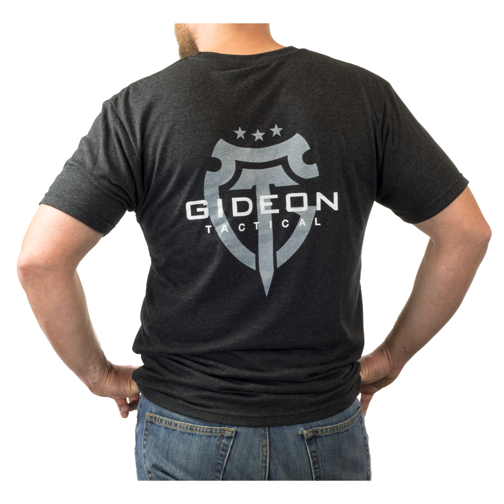 Gideon Tactical Men's Tri-blend Tee
