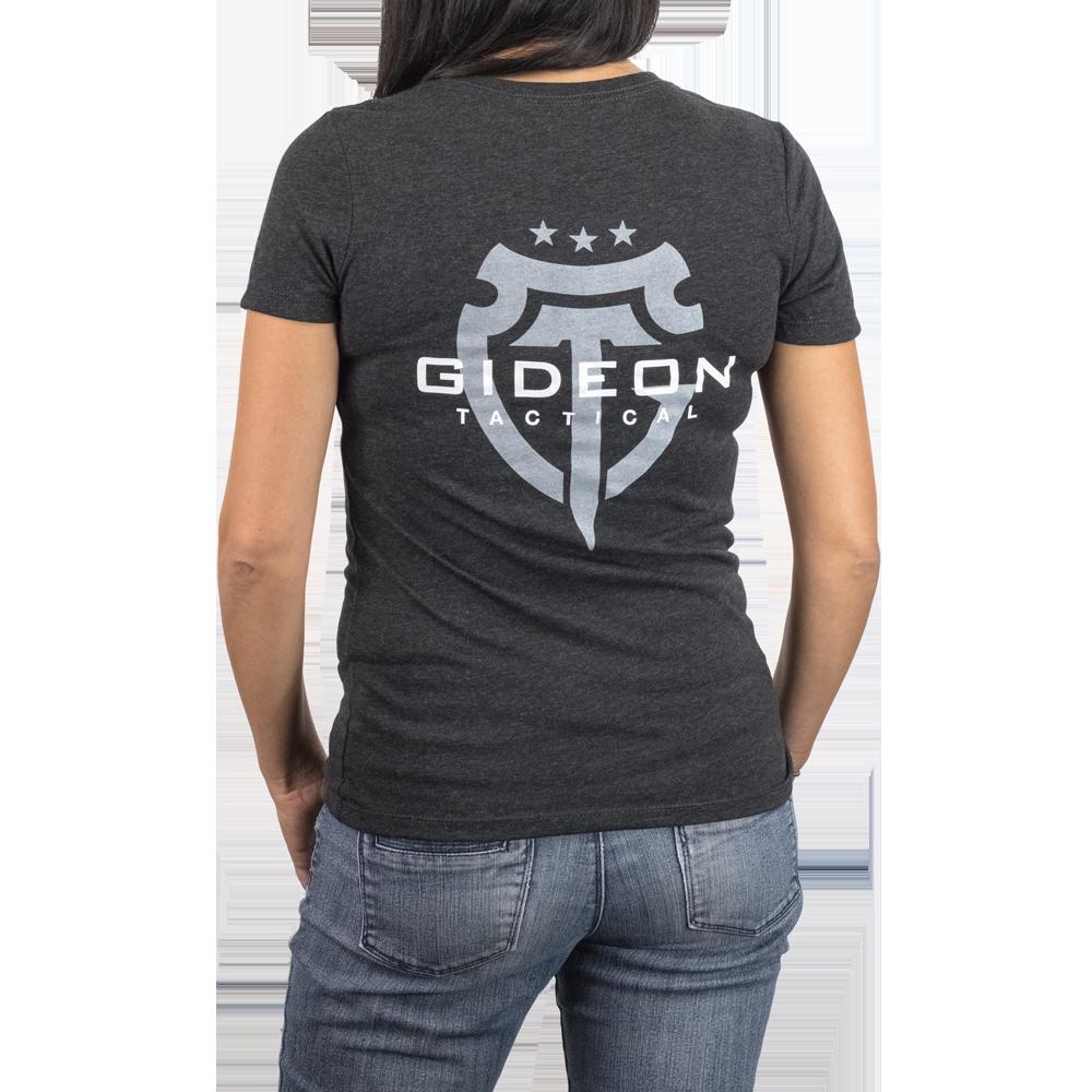 Gideon Tactical Ladies' Tri-blend Tee