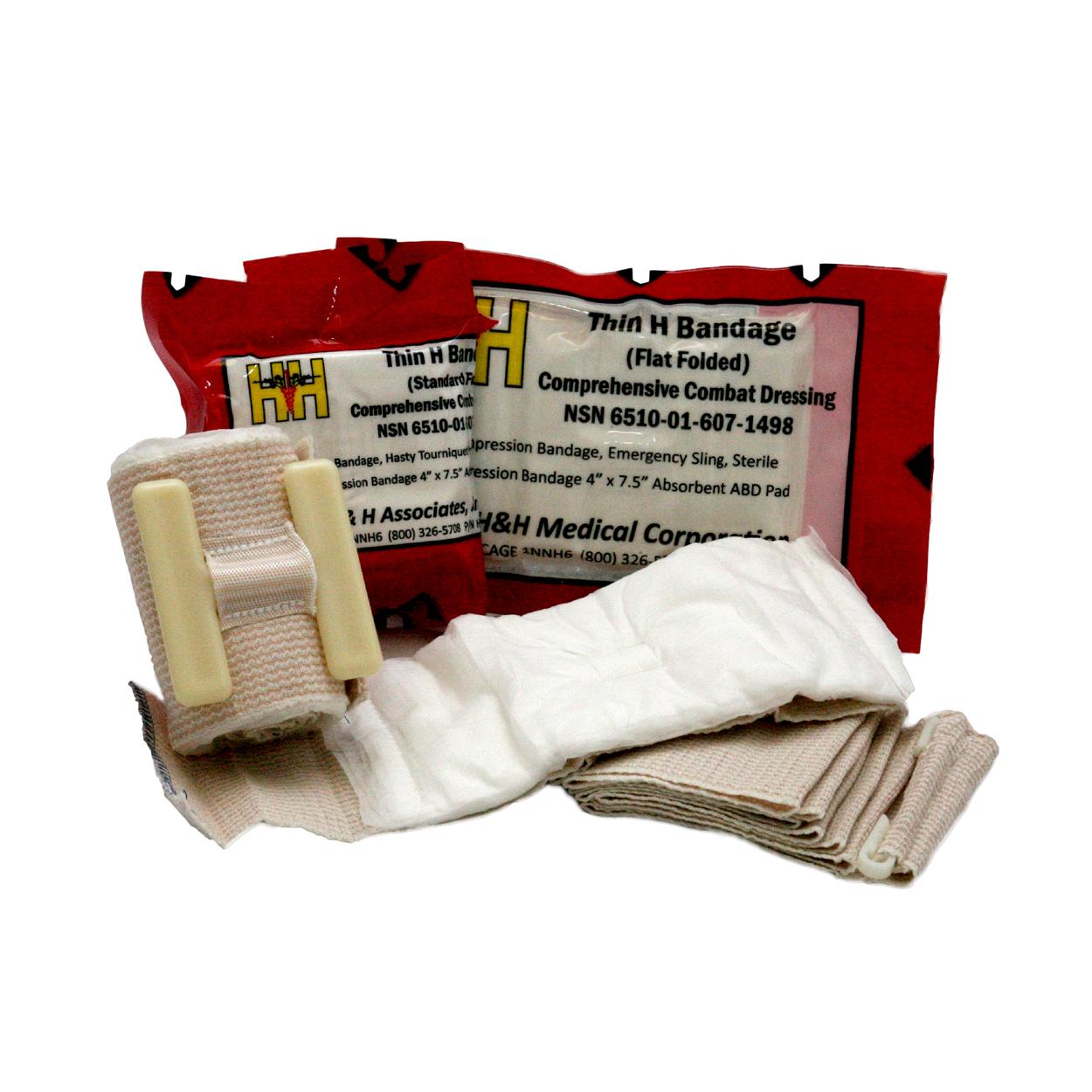 H & H Medical Corporation Thin H-Bandage