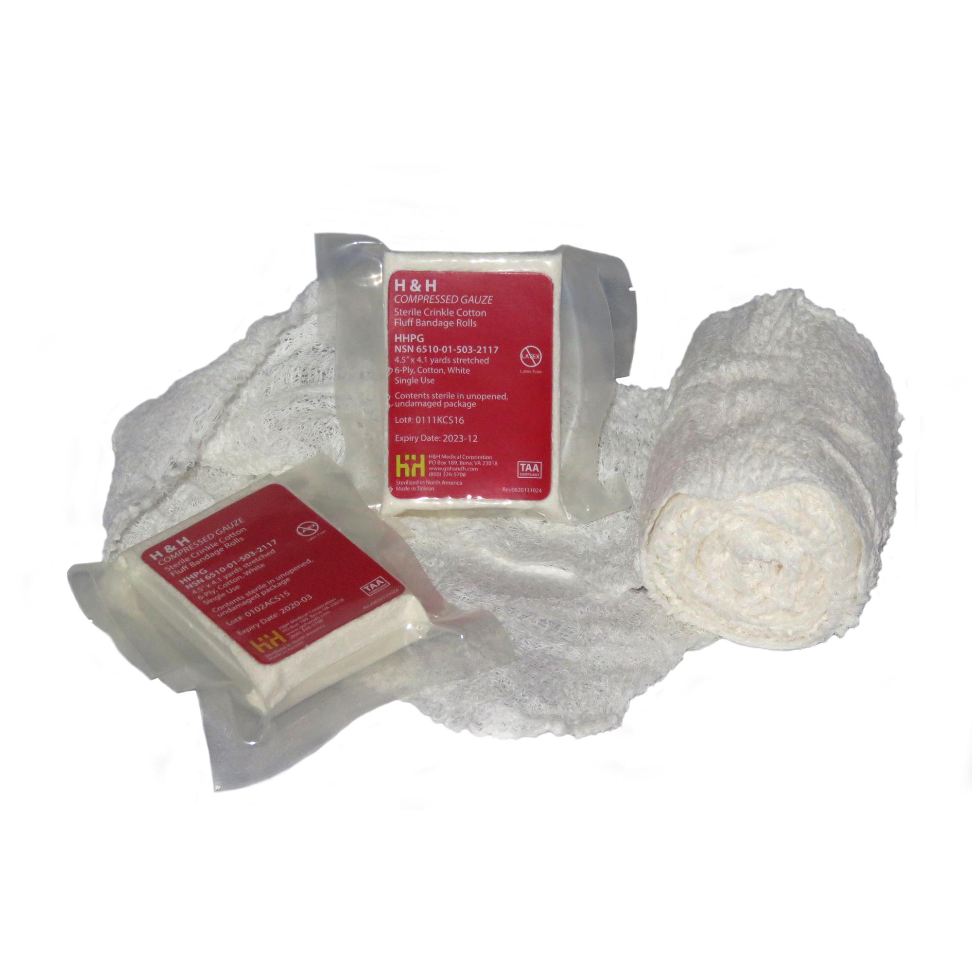 H & H Medical Corporation PriMed Gauze Bandage