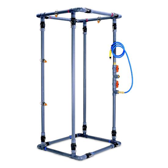 DQE Standard Decontamination Shower
