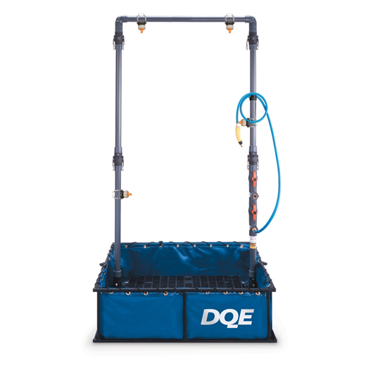 DQE Quick Response Shower System