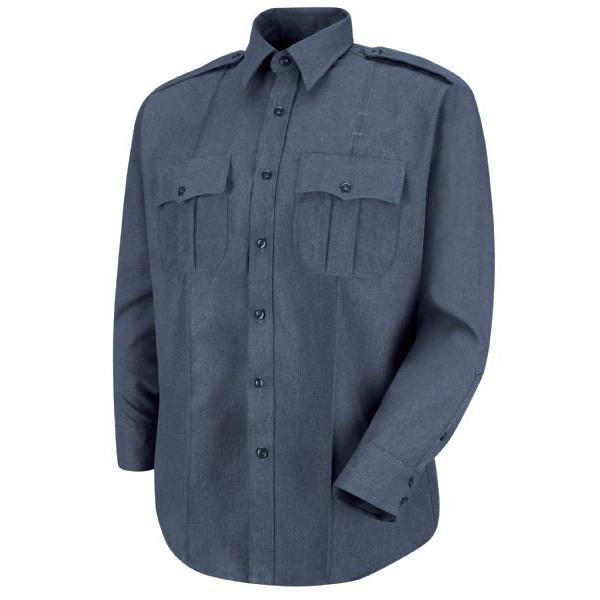 Horace Small Women's Sentry Long Sleeve Shirt, Zipper Front