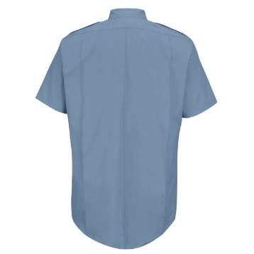 Horace Small New Dimension Short Sleeve Poly/Cotton Shirt