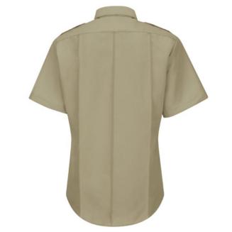 Horace Small Sentry Plus Short Sleeve Shirt w/ Zipper Front