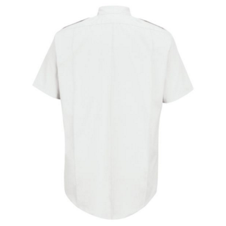 Horace Small Women's New Dimension Short Sleeve Poly/Cotton Shirt